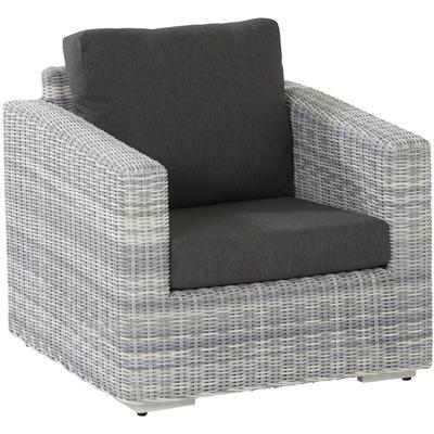 Catgorie fauteuil de jardin du guide et comparateur d 39 achat for Fauteuil jardin tresse gris