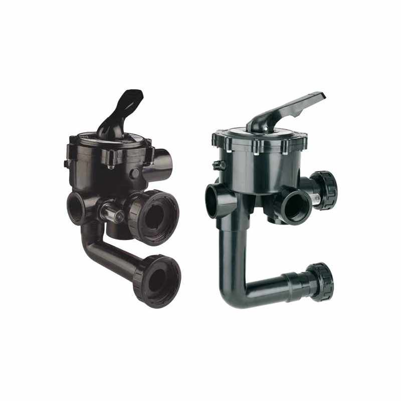 Catgorie filtration de piscine du guide et comparateur d 39 achat for Vanne multivoies piscine