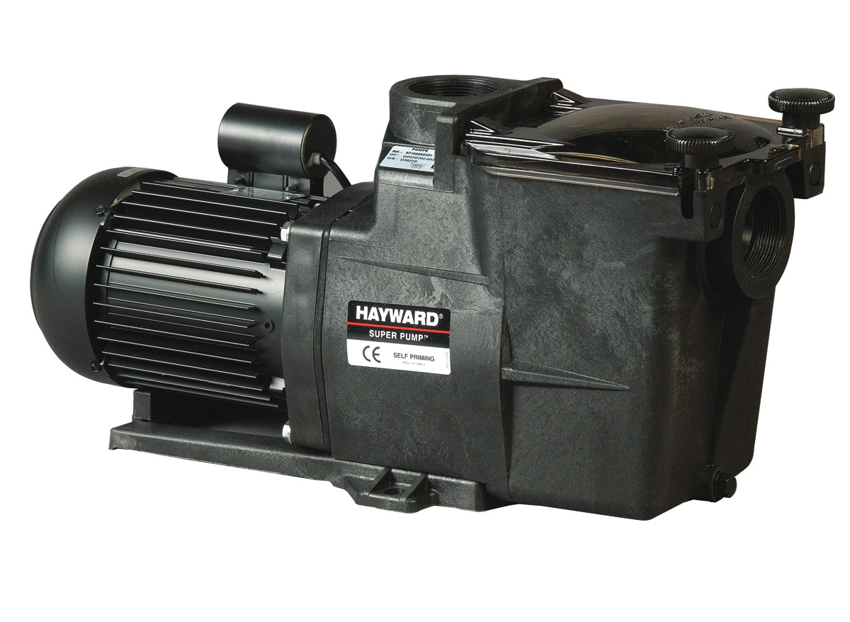 Powerline pompe 1cv mono sp1611xe16 1 hayward hay 100 0006 for Pompe piscine 1cv