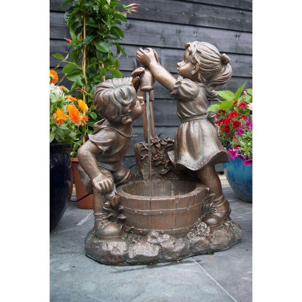 Catgorie fontaine de jardin du guide et comparateur d 39 achat for Modele fontaine de jardin