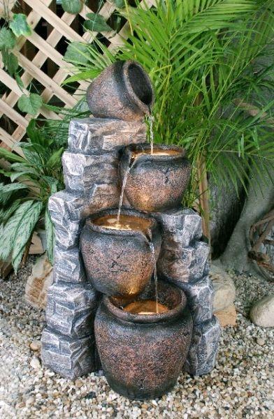 Catgorie fontaine de jardin page 2 du guide et comparateur for Jardin zen casero