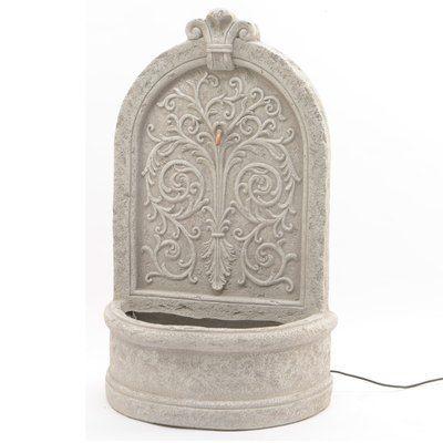 Cat gorie fontaine de jardin du guide et comparateur d 39 achat - Fontaines de jardin murales ...