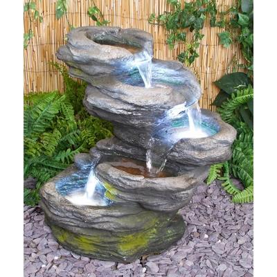 Catgorie fontaine de jardin du guide et comparateur d 39 achat for Achat cailloux blanc