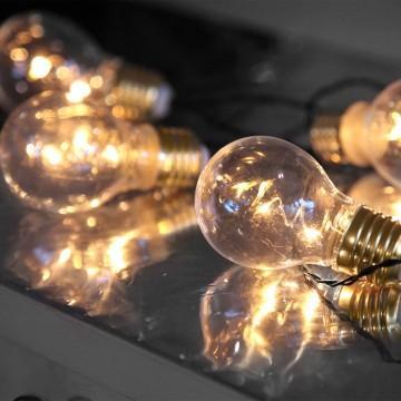 Cat gorie guirlande lumineuse page 2 du guide et - Guirlande lumineuse led a piles 10 ampoules ...