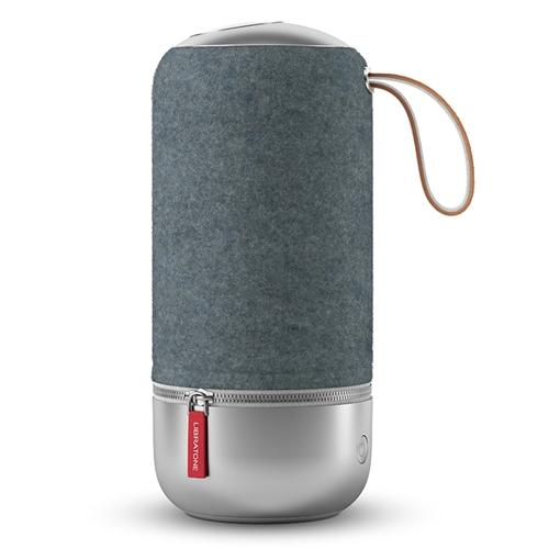 enceinte bluetooth libratone zipp copenhagen rouge et aluminium. Black Bedroom Furniture Sets. Home Design Ideas