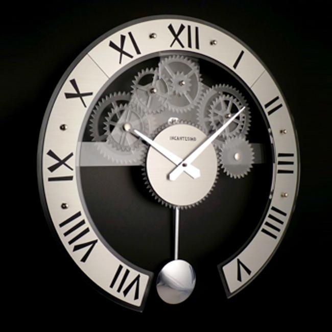 Cat gorie horloges pendule et comtoise du guide et - Horloge murale geante design ...
