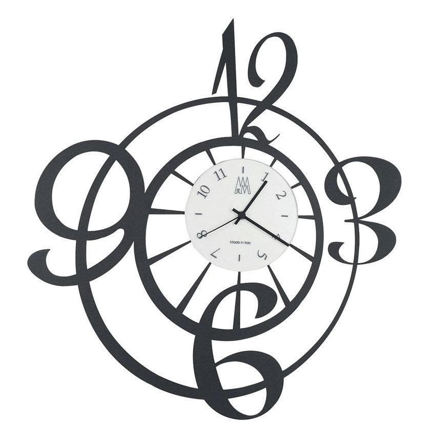 Cat gorie horloges pendule et comtoise du guide et - Pendule murale design inox ...