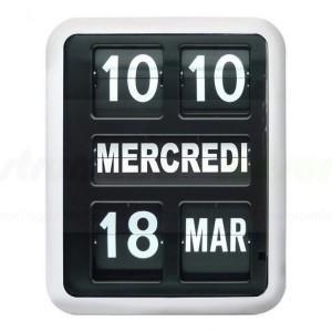 Catgorie horloges pendule et comtoise du guide et - Horloge digitale murale a pile ...