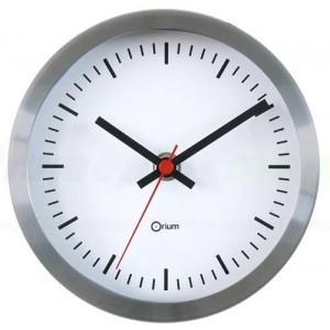 Catgorie horloges pendule et comtoise page 3 du guide et comparateur d 39 achat for Horloge murale inox