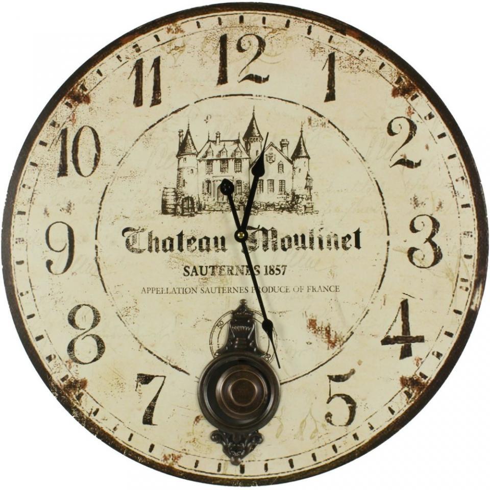 Catgorie horloges pendule et comtoise du guide et comparateur d 39 achat - Horloge murale ancienne ...