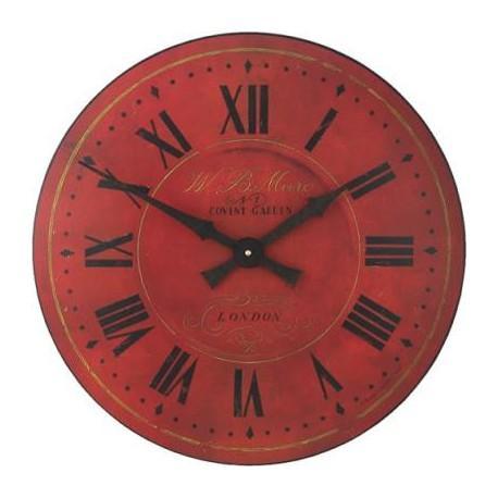 Catgorie horloges pendule et comtoise page 3 du guide et for Cafe du jardin covent garden