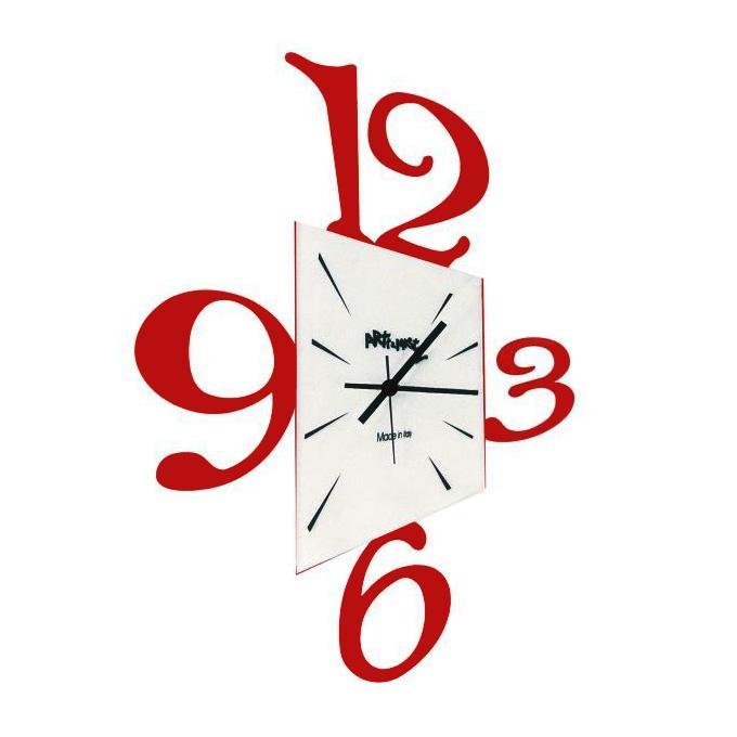 Cat gorie horloges pendule et comtoise du guide et for Horloge murale design rouge