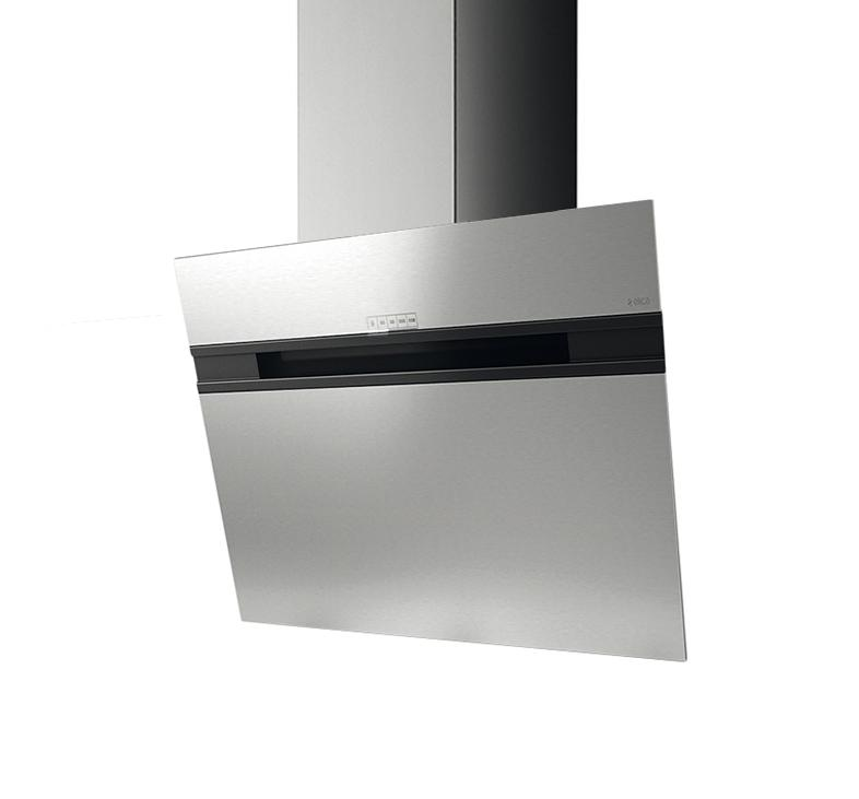 Catgorie hotte dcorative du guide et comparateur d 39 achat for Hotte decorative 60 cm inox