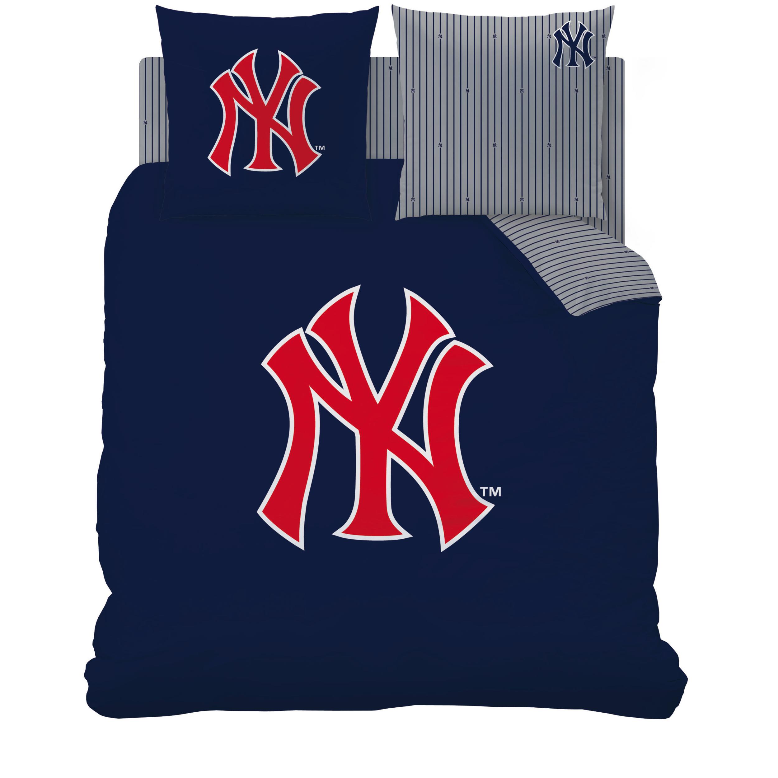Cti new york yankees parure de lit housse de couette - Housse de couette new york une personne ...
