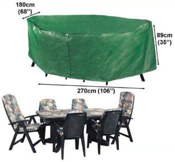 Awesome Housse Salon De Jardin Table Ovale Ideas - lalawgroup.us ...