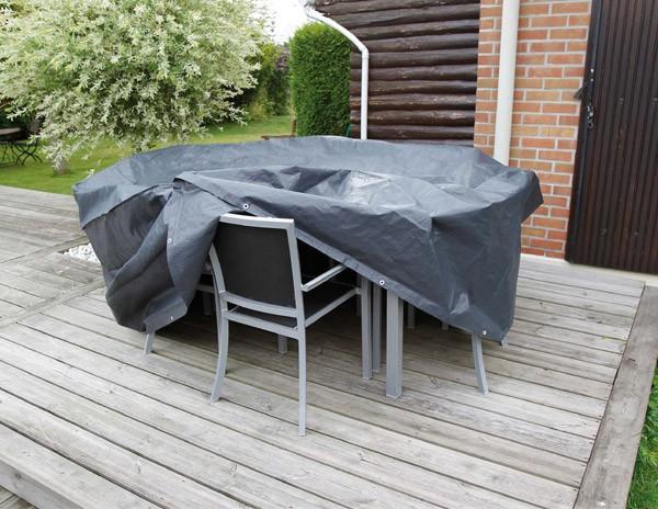 Catgorie housse pour mobilier de jardin page 3 du guide et - Housse protection salon de jardin rectangulaire ...
