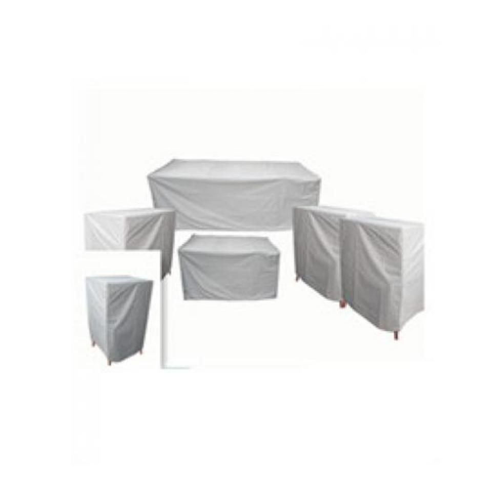 Awesome kit housse salon de jardin contemporary seiunkel for Housse exterieur table
