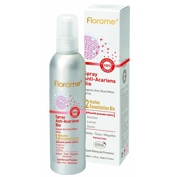 florame c spray anti acariens 180ml. Black Bedroom Furniture Sets. Home Design Ideas