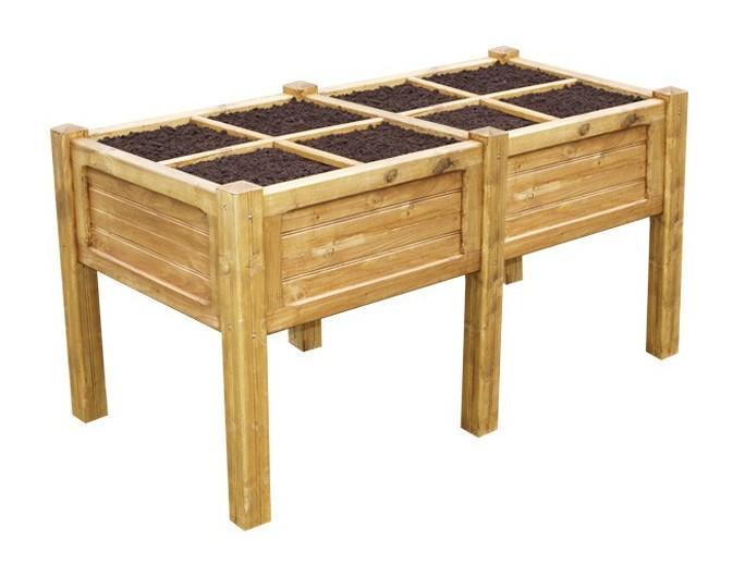 Catgorie jardinire du guide et comparateur d 39 achat for Achat carre potager