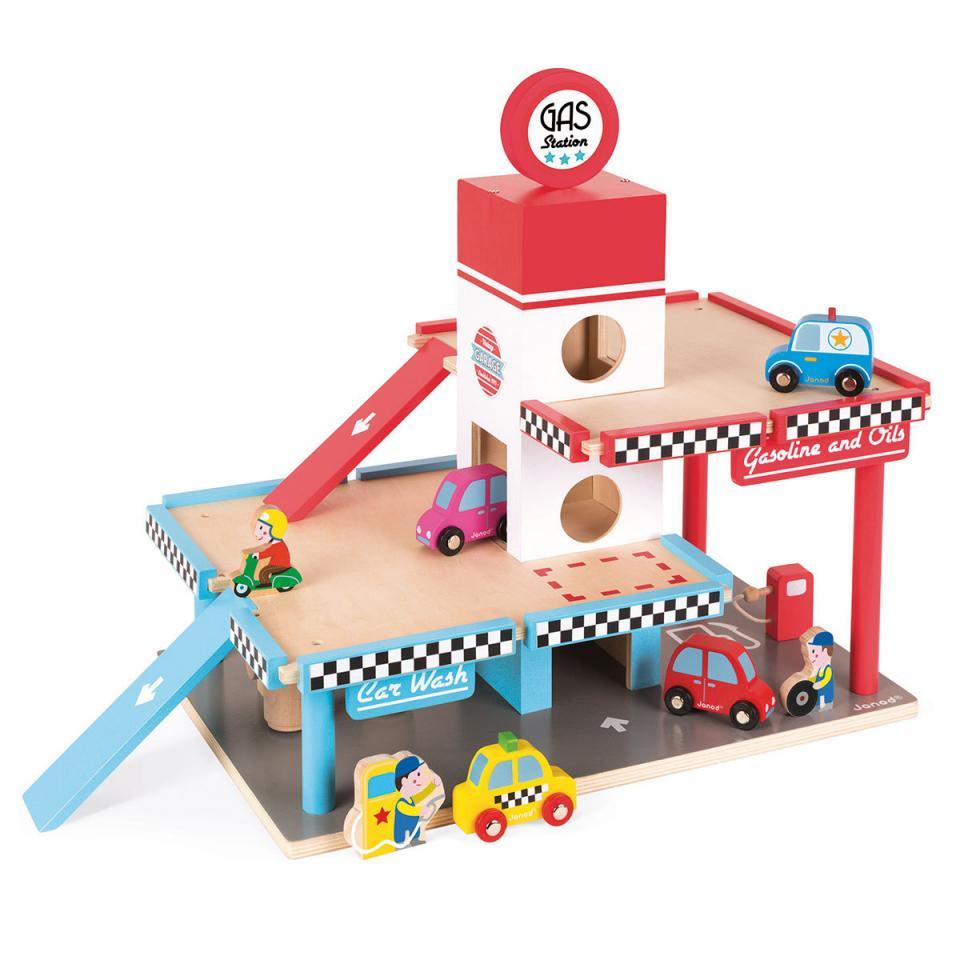 Catgorie garages pour enfants du guide et comparateur d 39 achat for Comparateur d
