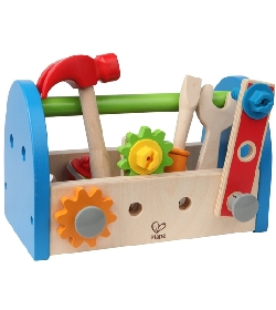 hape caisse outils enfant e3001. Black Bedroom Furniture Sets. Home Design Ideas