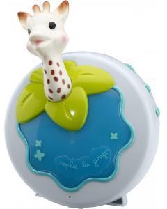 vulli soldes coffret de nuit sophie la girafe rose fi. Black Bedroom Furniture Sets. Home Design Ideas