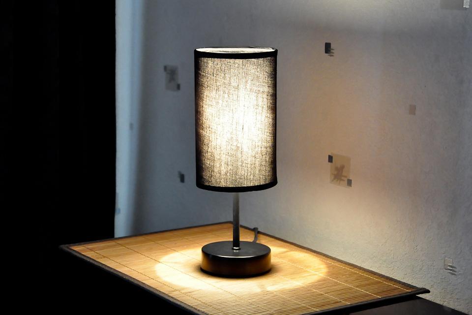 Lampe tactile guide d 39 achat for Lampe de chevet noire