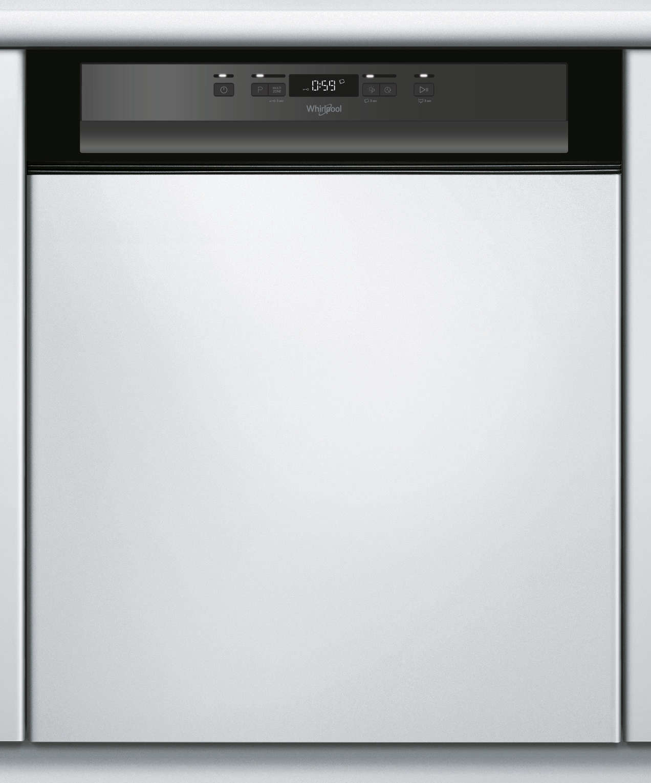 lave vaisselle integrable 60 cm whirlpool wbc 3 c 26 b. Black Bedroom Furniture Sets. Home Design Ideas
