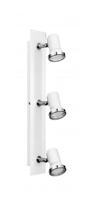 eglo cr glette 3 spots led orientable de salle de bain. Black Bedroom Furniture Sets. Home Design Ideas