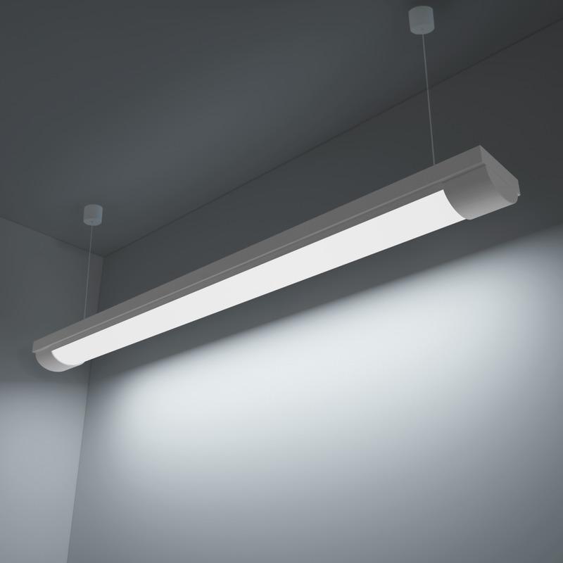 Plafond Froid Vidaxl Au D Avec Led Accessoire Lampe Blanc drBCexo