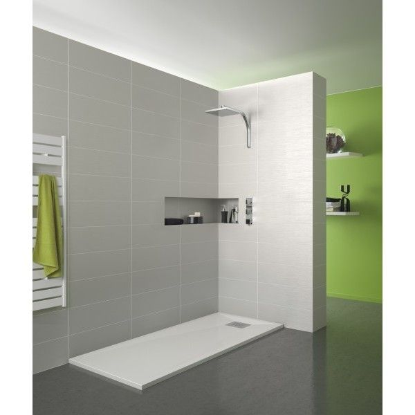 kinedo c receveur kinesurf blanc 140 x 90. Black Bedroom Furniture Sets. Home Design Ideas