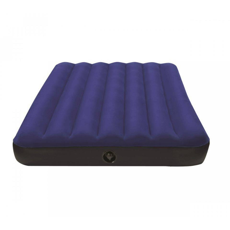 intex cmatelas gonflable downy tente 2 places catgorie matelas de camping. Black Bedroom Furniture Sets. Home Design Ideas