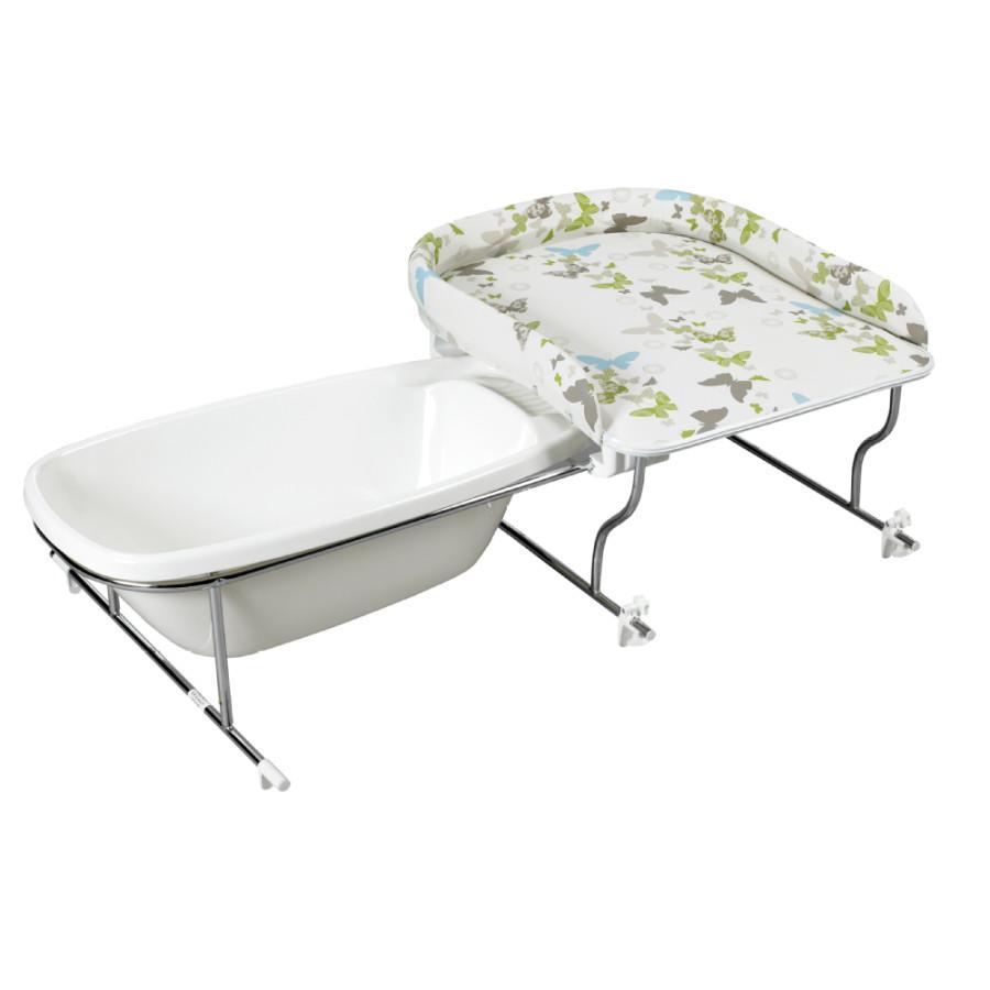 Catgorie meubles langer du guide et comparateur d 39 achat - Combi table a langer baignoire ...