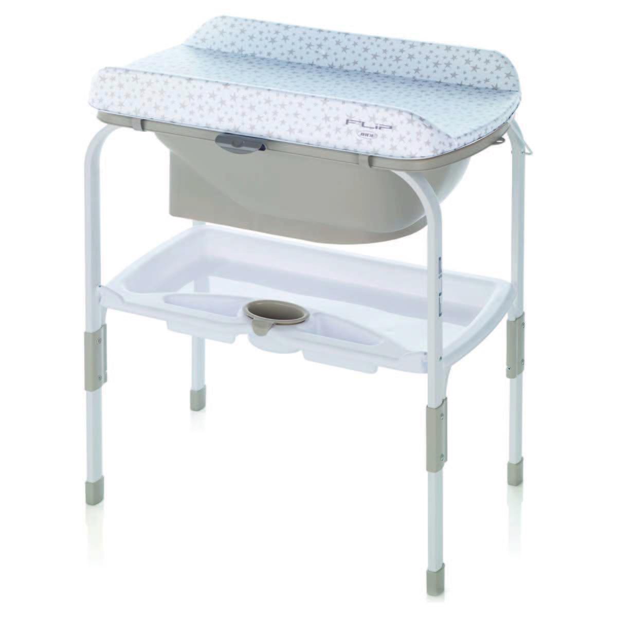 jane ctable langer baignoire flip animal dots 2016. Black Bedroom Furniture Sets. Home Design Ideas