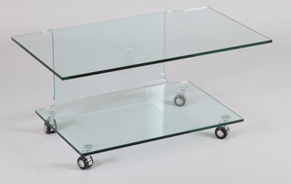 Meuble verre guide d 39 achat for Meuble tele en verre design