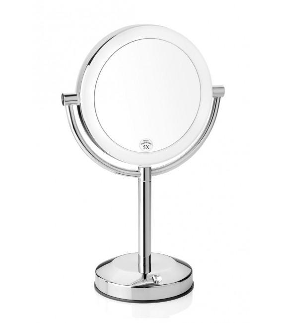Catgorie miroir page 2 du guide et comparateur d 39 achat - Miroir grossissant lumineux sur pied ...