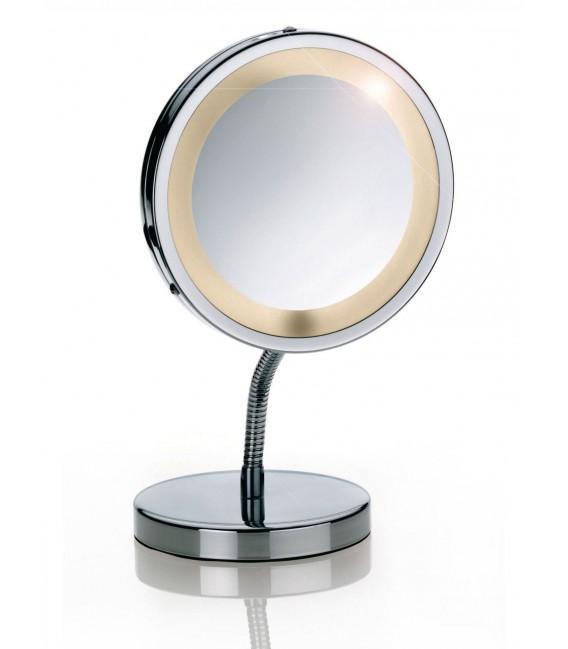 Catgorie miroir page 3 du guide et comparateur d 39 achat - Miroir grossissant lumineux sur pied ...