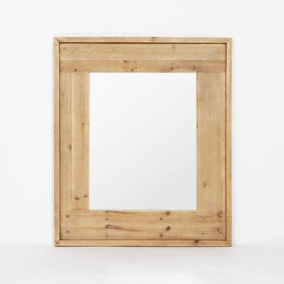 Catgorie miroir page 5 du guide et comparateur d 39 achat for Grand miroir contour bois
