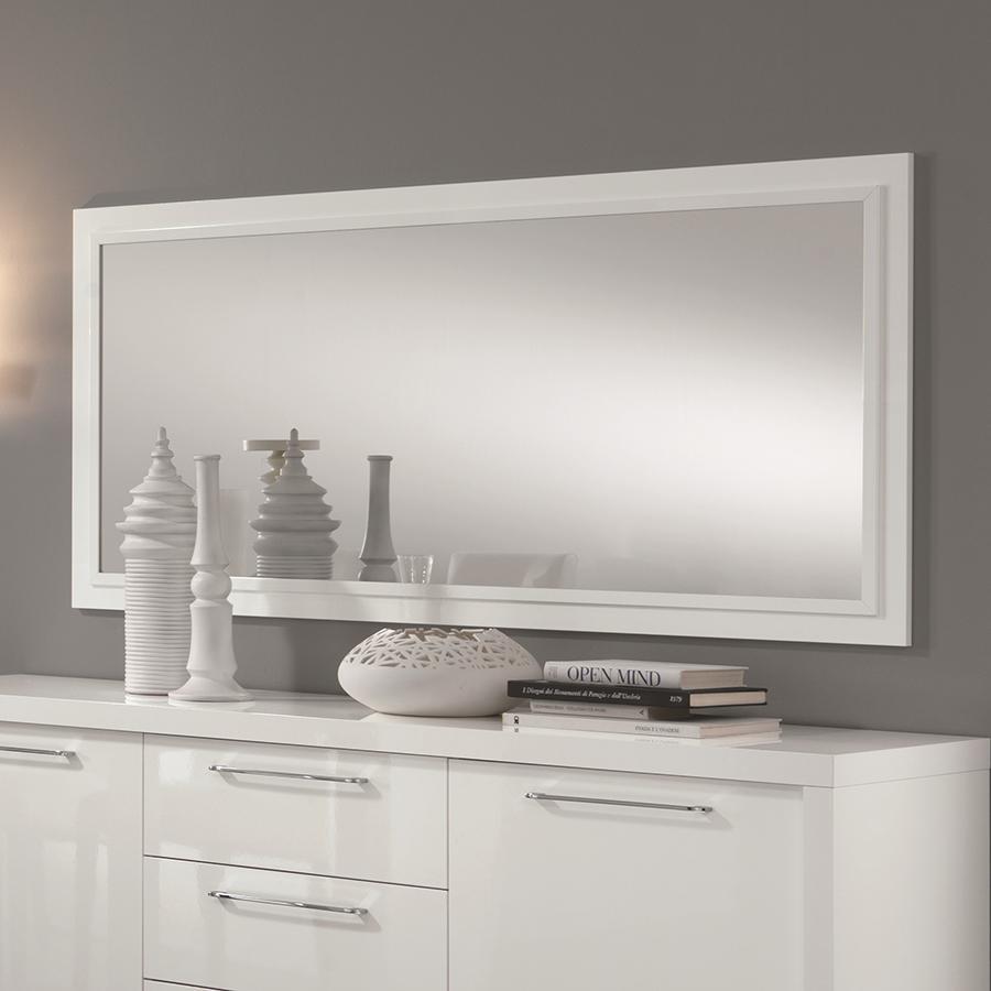 Catgorie miroir page 2 du guide et comparateur d 39 achat for Miroir blanc rectangulaire