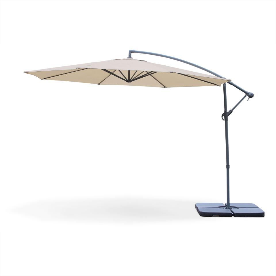 Catgorie parasol page 7 du guide et comparateur d 39 achat - Parasol grande taille ...