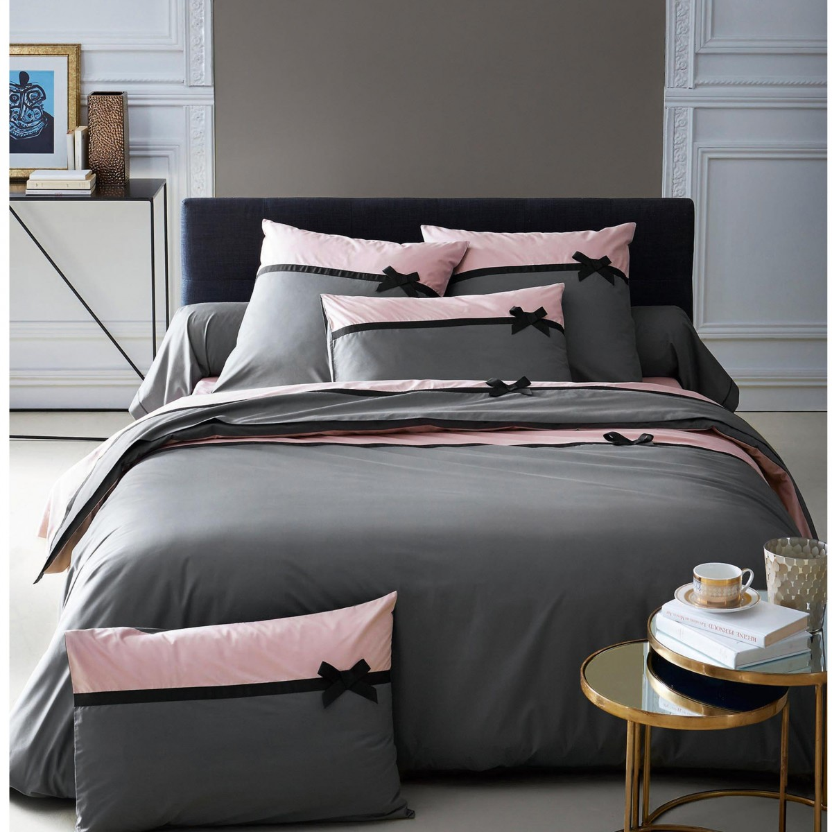 tradilinge soldes parure de lit malice 260x240. Black Bedroom Furniture Sets. Home Design Ideas