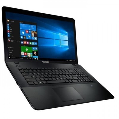 asus pc portable f751sa ty119t 17 3 4go de ram windows 10 intel core pentium intel hd. Black Bedroom Furniture Sets. Home Design Ideas