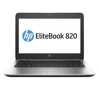 elitebook 820 g4 pc portable processeur intel core i5 7200u 2 5 ghz m moire 8 go disque dur. Black Bedroom Furniture Sets. Home Design Ideas