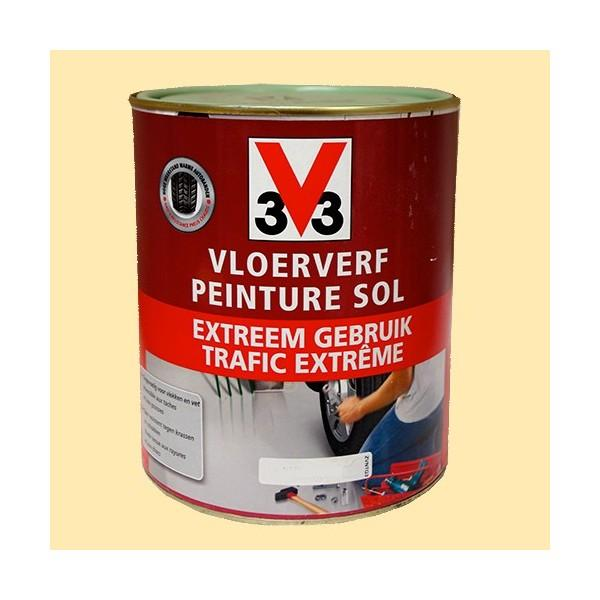 Cat gorie peinture dext rieur du guide et comparateur d 39 achat for Peinture sol trafic extreme