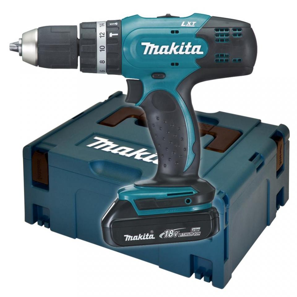 perceuse visseuse 18v makita. Black Bedroom Furniture Sets. Home Design Ideas