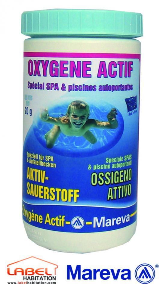 Cat gorie traitement de leau du guide et comparateur d 39 achat for Oxygene actif piscine