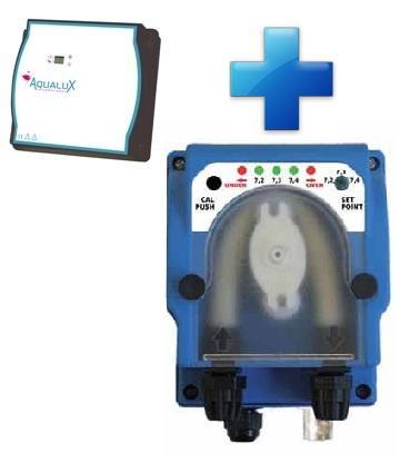 Recherche electrolyseur du guide et comparateur d 39 achat for Pompe doseuse ph piscine