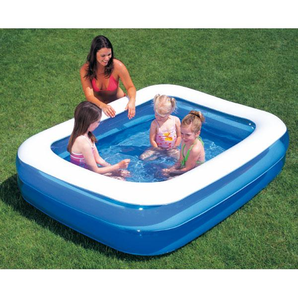 Piscine gonflable 200 litres for Piscine enfant gonflable
