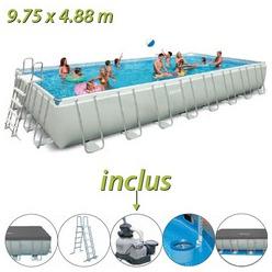 piscine tubulaire 9.75 m