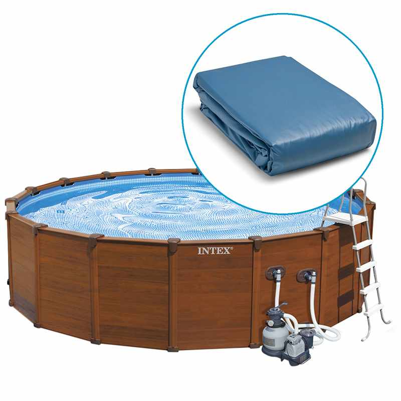 Catgorie piscine page 6 du guide et comparateur d 39 achat for Piscine intex graphite